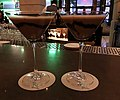 Chocolate martinis at the Fairmont Washington DC - Sarah Stierch.jpg