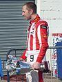 Chris van der Drift with his podium trophies at SF 2010.jpg