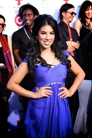 Chrissie Fit - Chrissie in 2013