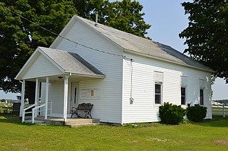 Portage Township, Hancock County, Ohio - Christian Distribution Center Church, Township Road 109