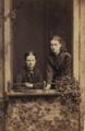 Christiane de Roepstorff og moder.png