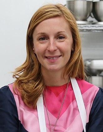 Christina Tosi - Image: Christina Tosi (cropped)