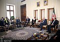 Christine Defraigne meeting with Mohammad Javad Zarif in Tehran 08.jpg