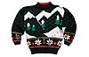An example of a Christmas sweater