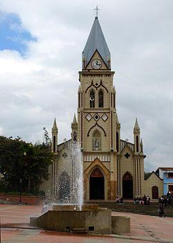 Church of Chipaque