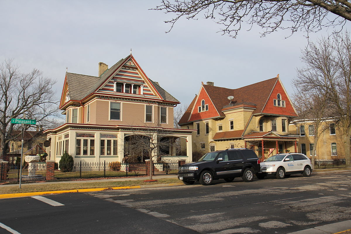Church Hill Historic District (Portage, Wisconsin)
