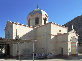 St. Michaels Cathedral, Keren Church in Keren, Eritrea