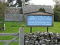 Church sign and church - geograph.org.uk - 1571258.jpg