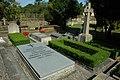 Churchill family graves, Bladon - geograph.org.uk - 1385752.jpg