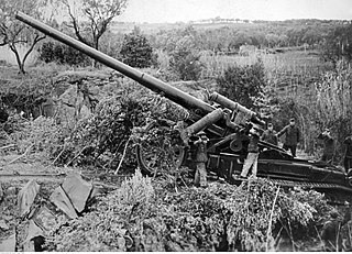 17 cm Kanone 18 Type of Heavy gun