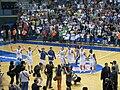 Cibona slavi naslov prvaka Hrvatske 2010.jpg