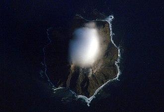 Chirinkotan - NASA picture of Chirinkotan Island