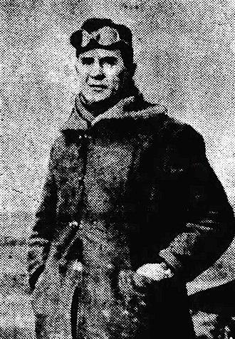 Clair Kenamore - Kenamore in 1918