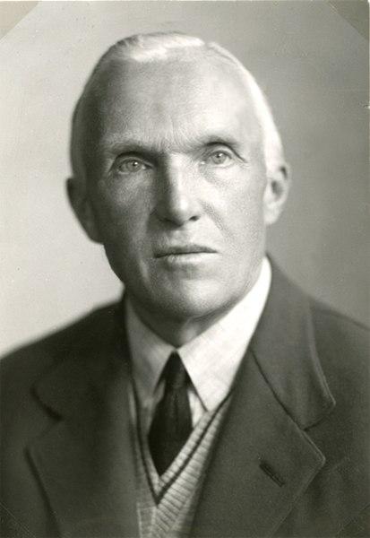 Clarence von rosen