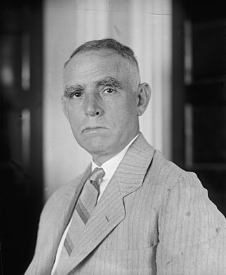 Clark Griffith - Image: Clark Griffith LCCN2016840561 (cropped)