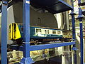 Class 313 model train at NRM York - DSC07817.JPG