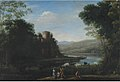 Claude Lorrain - River Landscape with Herdsmen - KMS4898 - Statens Museum for Kunst.jpg