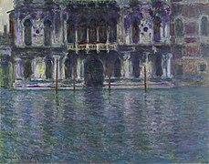 Claude Monet, Le Palais Contarini. 1908, Sotheby's.jpg
