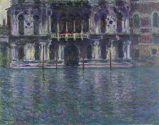 Claude Monet, Le Palais Contarini. 1908, Sotheby's