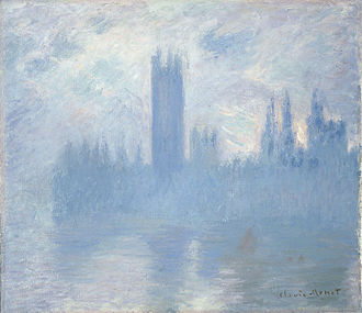 Houses of Parliament (Monet series) - Image: Claude Monet Houses of Parliament, London