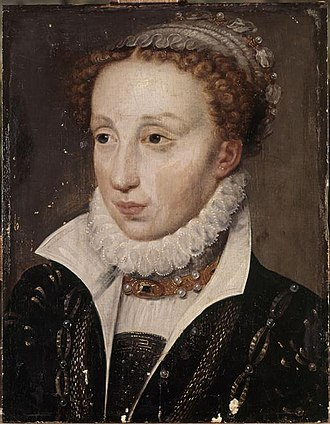 Claude of France (1547–1575) - Image: Claude of Valois 1