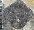 Clermont-d'Excideuil croix inscription 1888.jpg