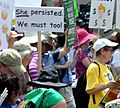 Climate March 0745 She Persisted (33603129703).jpg