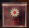 Clio cigaretets tin, back.JPG