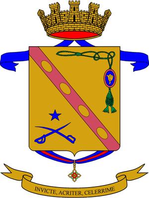 Centauro Armored Brigade - Image: Co A mil ITA btg bersaglieri 28