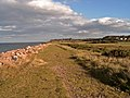 Coastal path along the Nairn Golf Course - geograph.org.uk - 273817.jpg