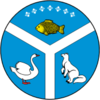Coat of Arms of Kobyaisky rayon (Yakutia).png