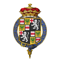 Coat of arms of George Montagu, 1st Duke of Montagu, KG, PC, FRS.png