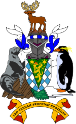Coat of arms of South Georgia and the South Sandwich Islands.svg