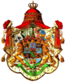 Coat of arms of Wettin House Albert Line.png