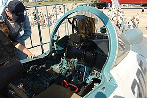 Cockpit of Sukhoi Su-27SKM.jpg