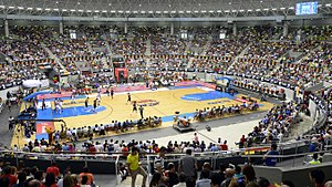 Coliseum Burgos - Image: Coliseumburgos
