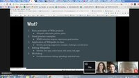 File:Collab Highlight of the Month - A professional Development Wiki Seminar for Teachers in Serbia.webm