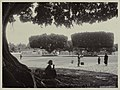 Collectie NMvWereldculturen, RV-A20-184, Foto, 'De ingang van de kraton in Yogyakarta', fotograaf Ohannes Kurkdjian, 1885-1920.jpg