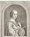 Collection de cent-vingt estampes, gravée d'après les tableaux and dessins qui composoient le cabinet de m. Poullain précédée d'un abrégé historique de la vie des auteurs qui la composent Cette suite (14592171008).jpg