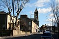 Colne, Lancashire, Albert Road and the Town Hall - geograph.org.uk - 1730223.jpg