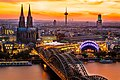 Cologne Cathedral in evening.jpg
