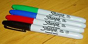 Sharpie Marker History | RM.