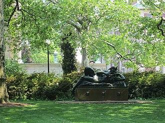 Edward Severin Clark - Image: Columbia University, NYC (June 2014) 27
