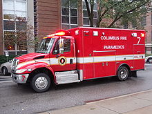 Truck Based Ambulance In Columbus Ohio Using A Pre Built Box System