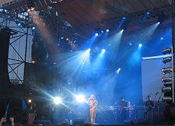 Coma podczas festiwalu HunterFest2005
