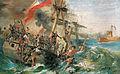 Combate Naval de Iquique - Nicolás Guzmán.jpg