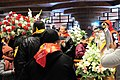 Con la Virgen del Quinche (Ecuador) en Torreciudad 2017 - 035 (38471711482).jpg