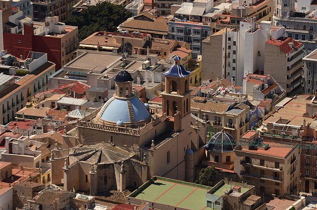 Concatedral de San Nicolás, Alicante