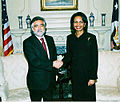Condoleezza Rice with Luis Amado, Minister of State and Foreign Affairs of Portugal..jpg
