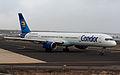 Condor B757-300 D-ABOJ (3232830654).jpg